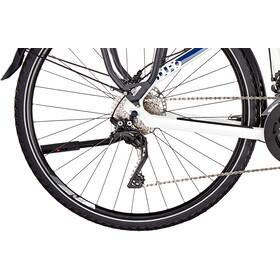 HAIBIKE SDURO Trekking 4.0 - Bicicletas eléctricas de trekking - blanco